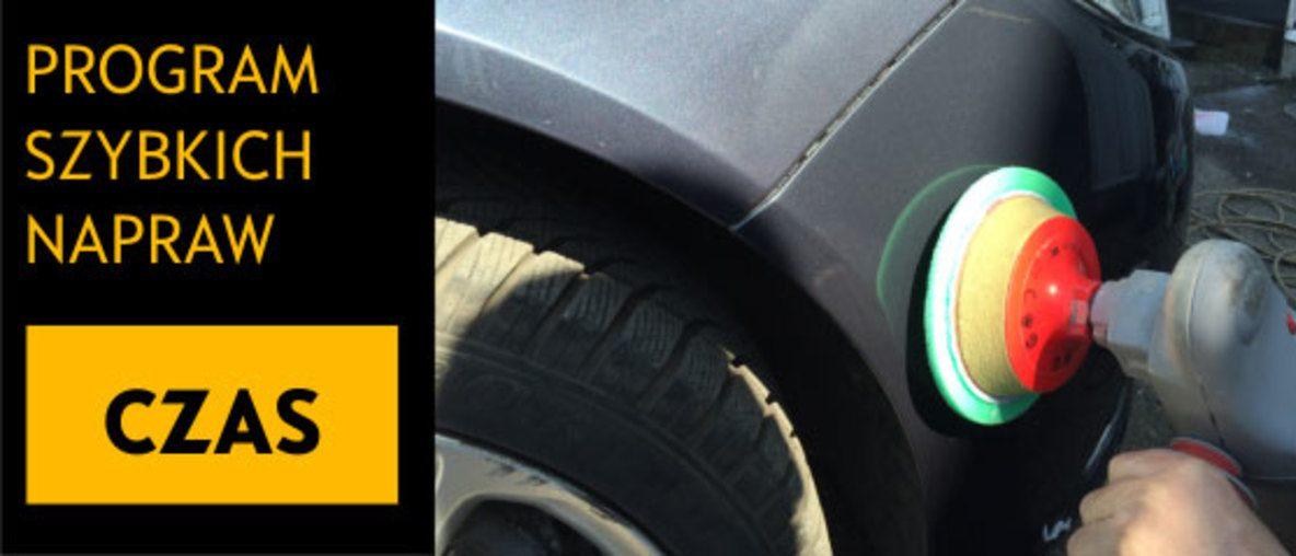 Naprawy drobne SMART REPAIR w serwisie Blacharsko-Lakierniczym Opel AutoŻoliborz