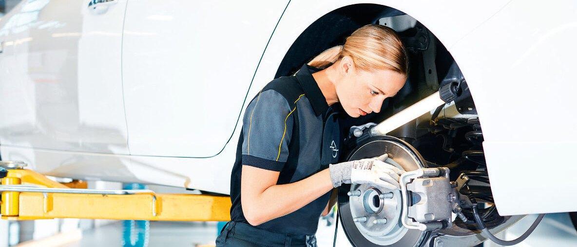 Serwis Opel Dowbusz.
