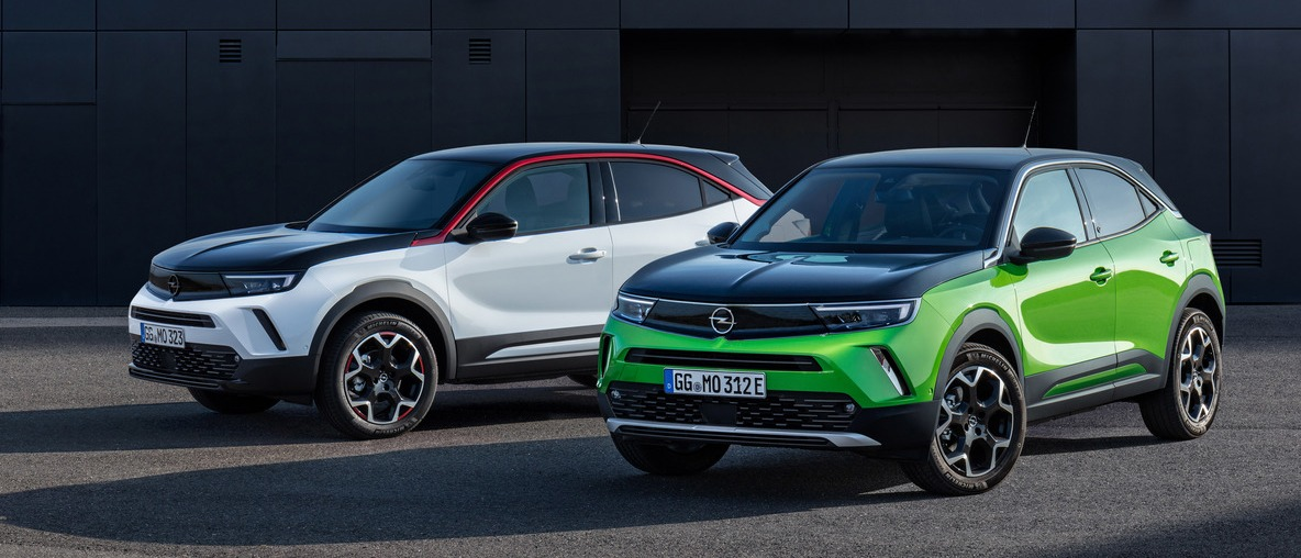 Ile kosztuje nowy Opel Mokka?