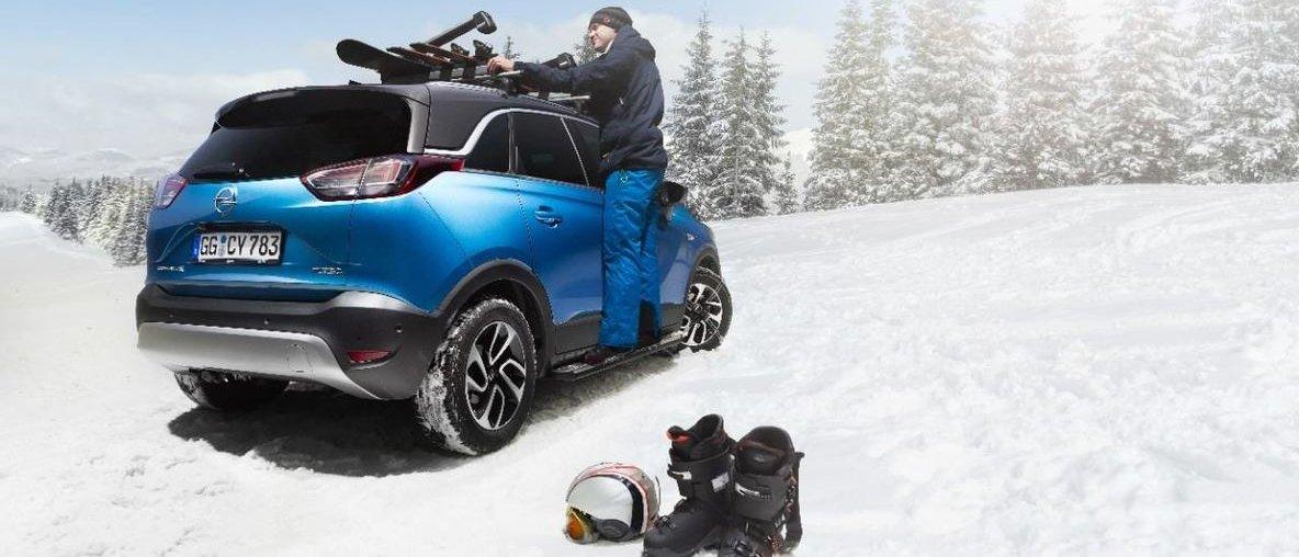 Ferie zimowe samochodem