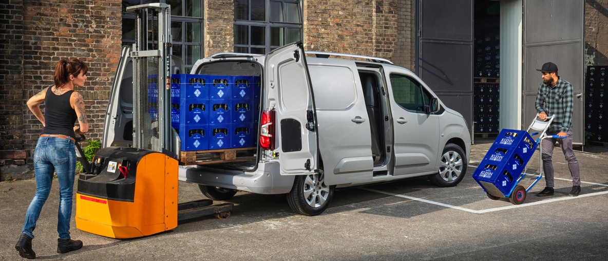 Nowy Opel Combo Cargo