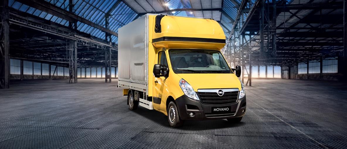 Promocje Opel dostawcze