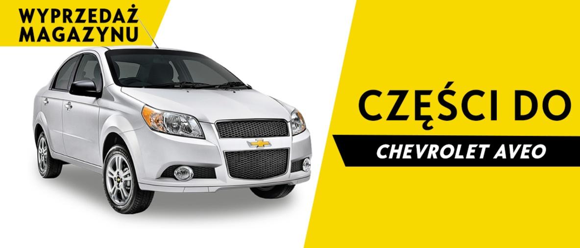 Części do Chevrolet Aveo