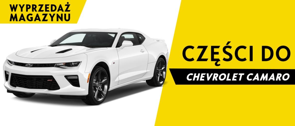 Części do Chevrolet Camaro