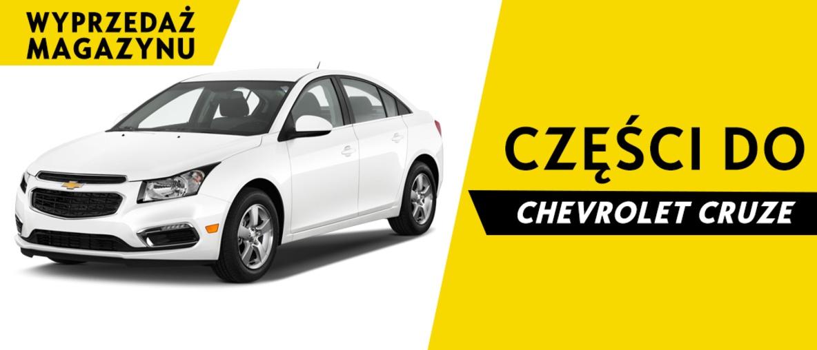 Części do Chevrolet Cruze
