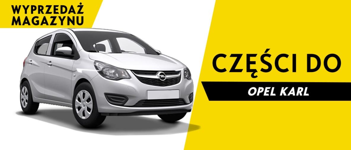 Części do Opel Karl