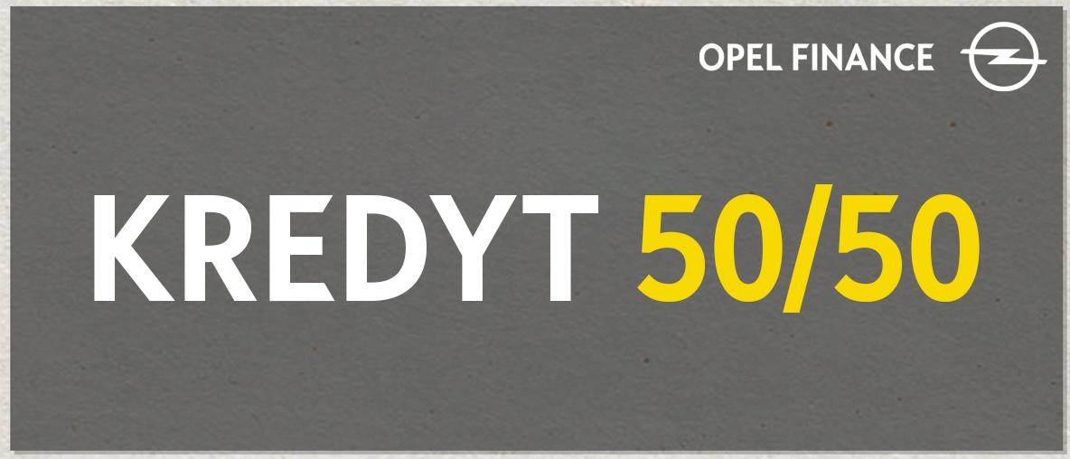 Kredyt 50/50