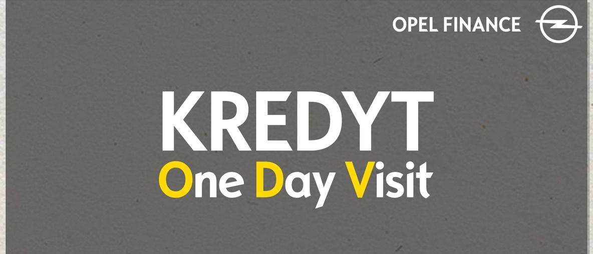 KREDYT One Day Visit
