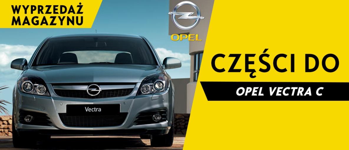 Części do Opel Vectra C