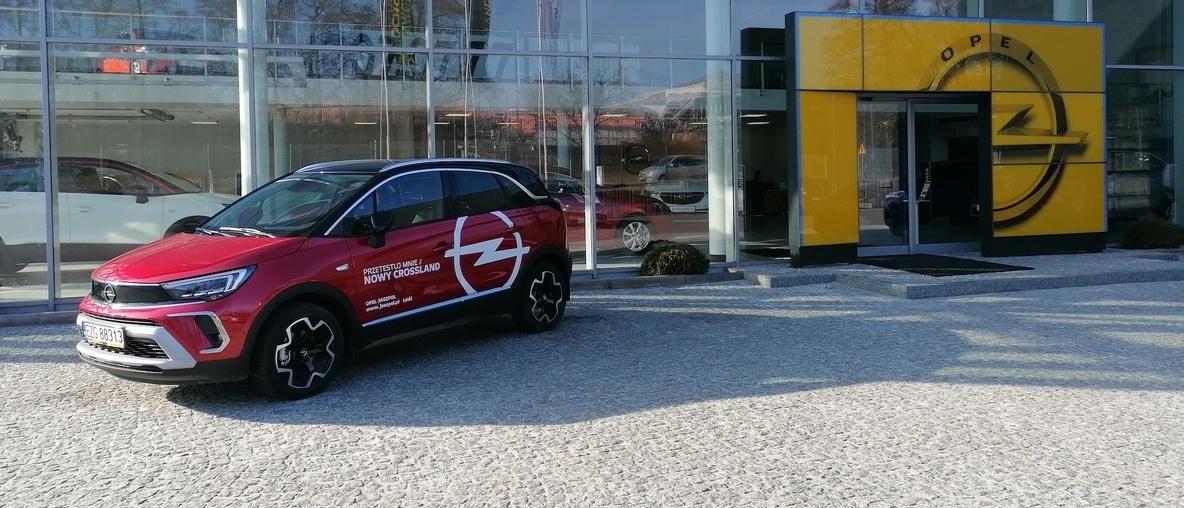 Pierwszy Opel wydany