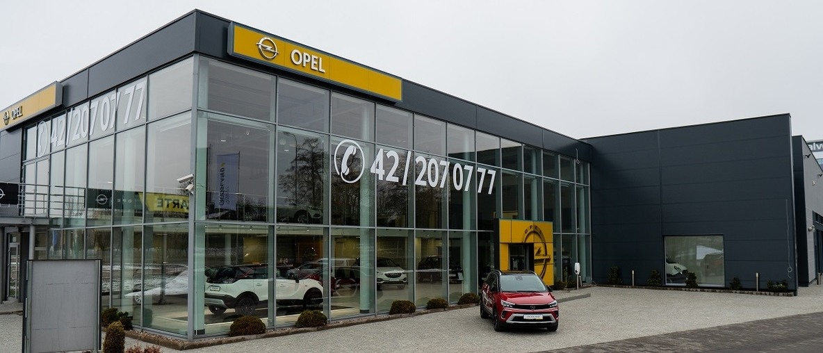 Jaszpol poszerza swoją ofertę o nową markę – OPEL