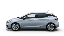 Opel Nowa Astra Hatchback