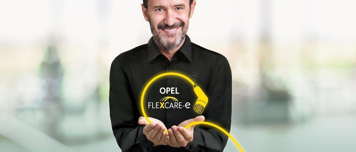 Opel FlexCare-e dla samochodów elektrycznych