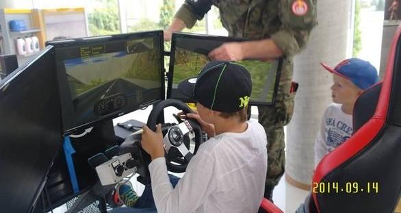 Bezpieczna jazda z Oplem i PCK