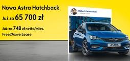 Nowa Astra Hatchback już za 65 700 zł