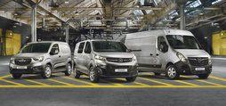 Samochody Dostawcze w Opel AutoŻoliborz