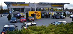 Salon i Serwis Opel Włocławek