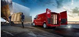 Konwersje samochodów dostawczych
