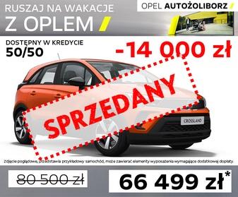 OpelOutlet AutoŻoliborz, Warszawa, Rudnickiego 3