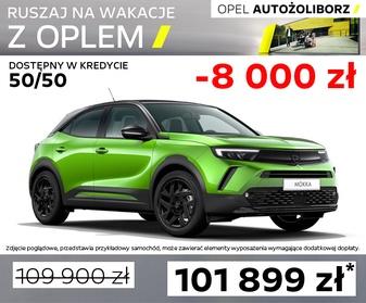 Opel Mokka 0020XE6X w Opel Outlet AutoŻoliborz Warszawa, Rudnickiego 3, tel 22 336 10 55