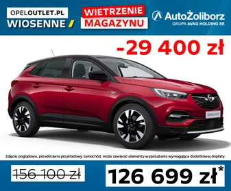 0053XC4D OpelOutlet Opel Grandland X Elegance F1.6XHT 180KM AT8 S/S
