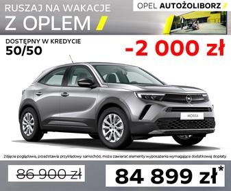 Opel Mokka 0055XK4E w Opel Outlet AutoŻoliborz Warszawa, Rudnickiego 3, tel 22 336 10 55
