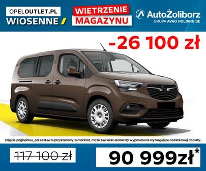 Opel Combo Life Enjoy 1.5 Diesel 131KM MT6 Start&Stop 0094WRFW