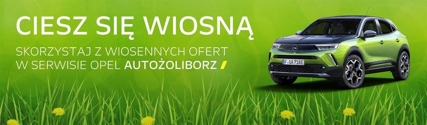 Opel Serwis AutoŻoliborz. Konkurs Ciesz Się Wiosną