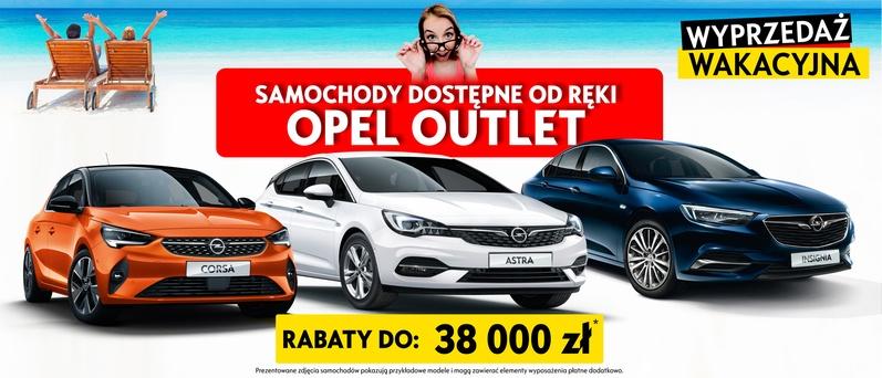 Opel Outlet. Samochody dostępne od ręki w salonach AutoŻoliborz Warszawa, Piaseczno.