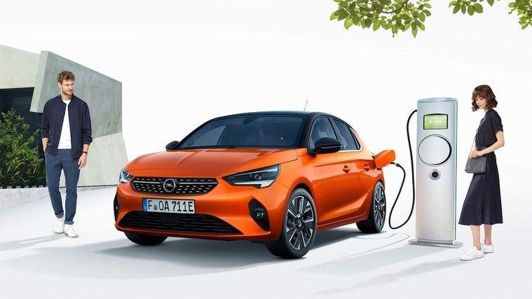 Opel Corsa-e - elektryczny samochód dostępny z dopłatami w salonach AutoŻoliborz