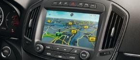 Aktualizacje map nawigacji