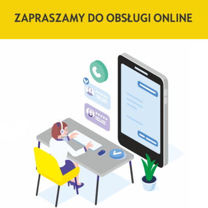 Obsługa online