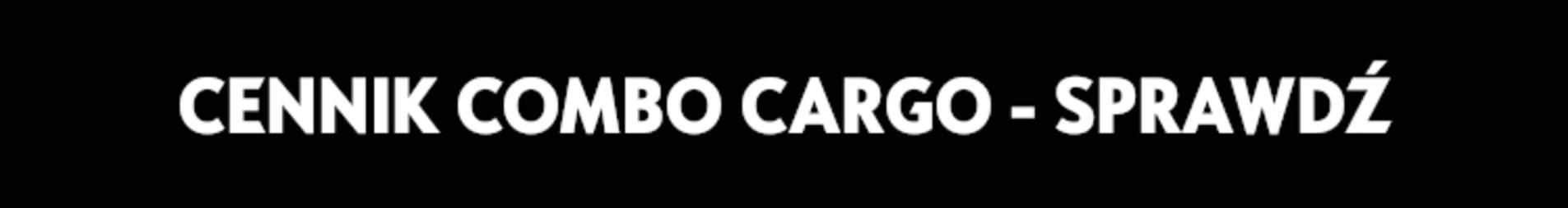 Cennik Opel Combo Cargo