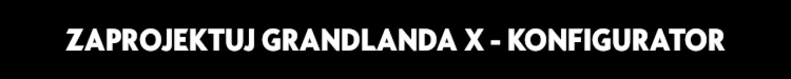 Konfigurator Opel Grandland X