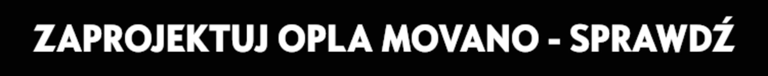 Konfigurator Opel Movano