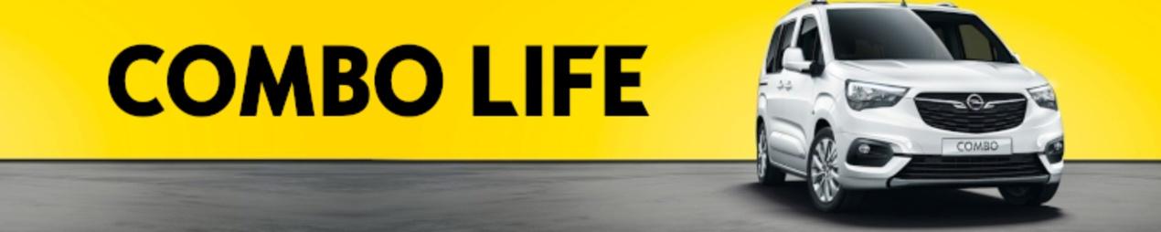 OpelCombo Life