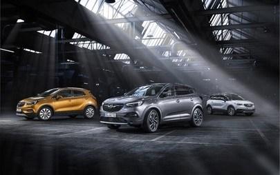 Opel - crossovery