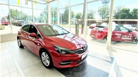 Opel Astra nowoczesny wygląd