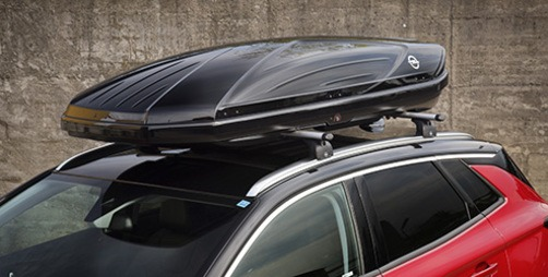 Boks dachowy Opel X