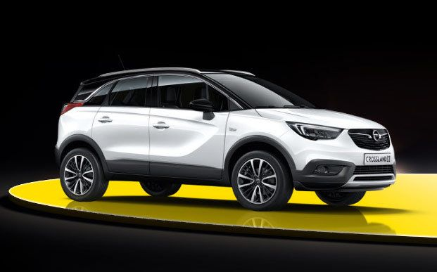 Crossover Opel Crossland X