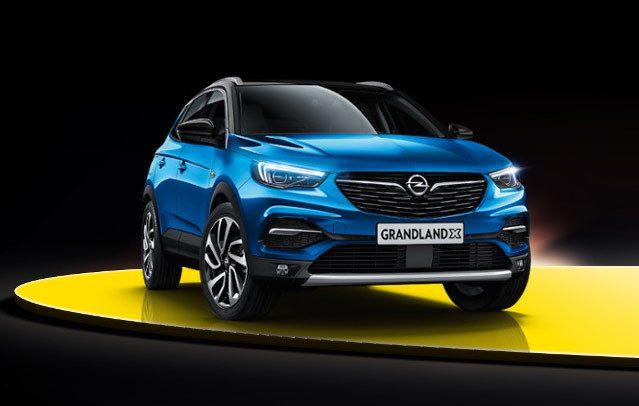 Crossover Opel Grandland X