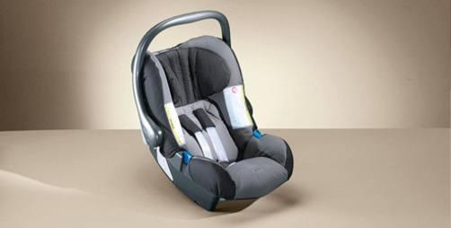 Fotelik dziecięcy do samochodu, grupa 0