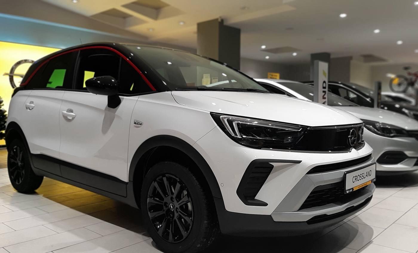 Nowy Opel Crossland