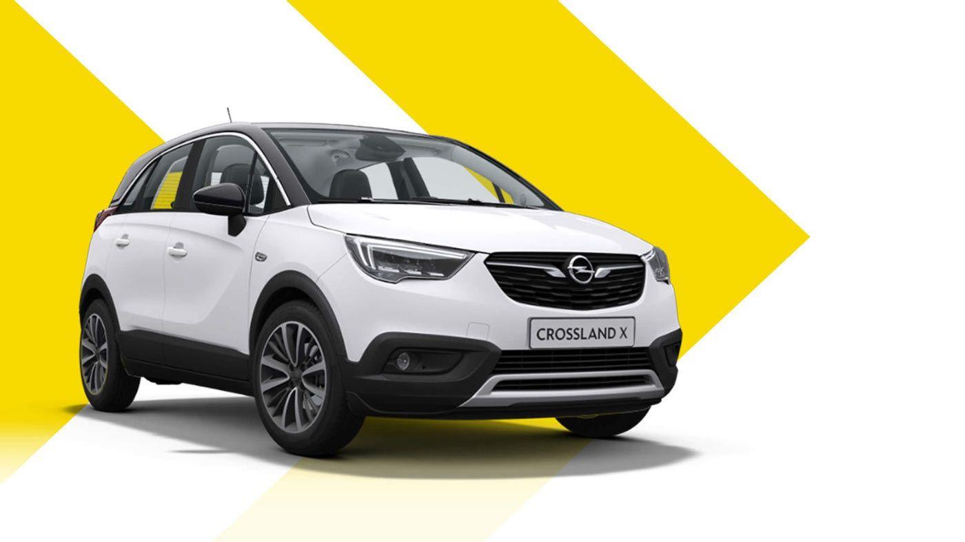 Nowy Opel Crossland X