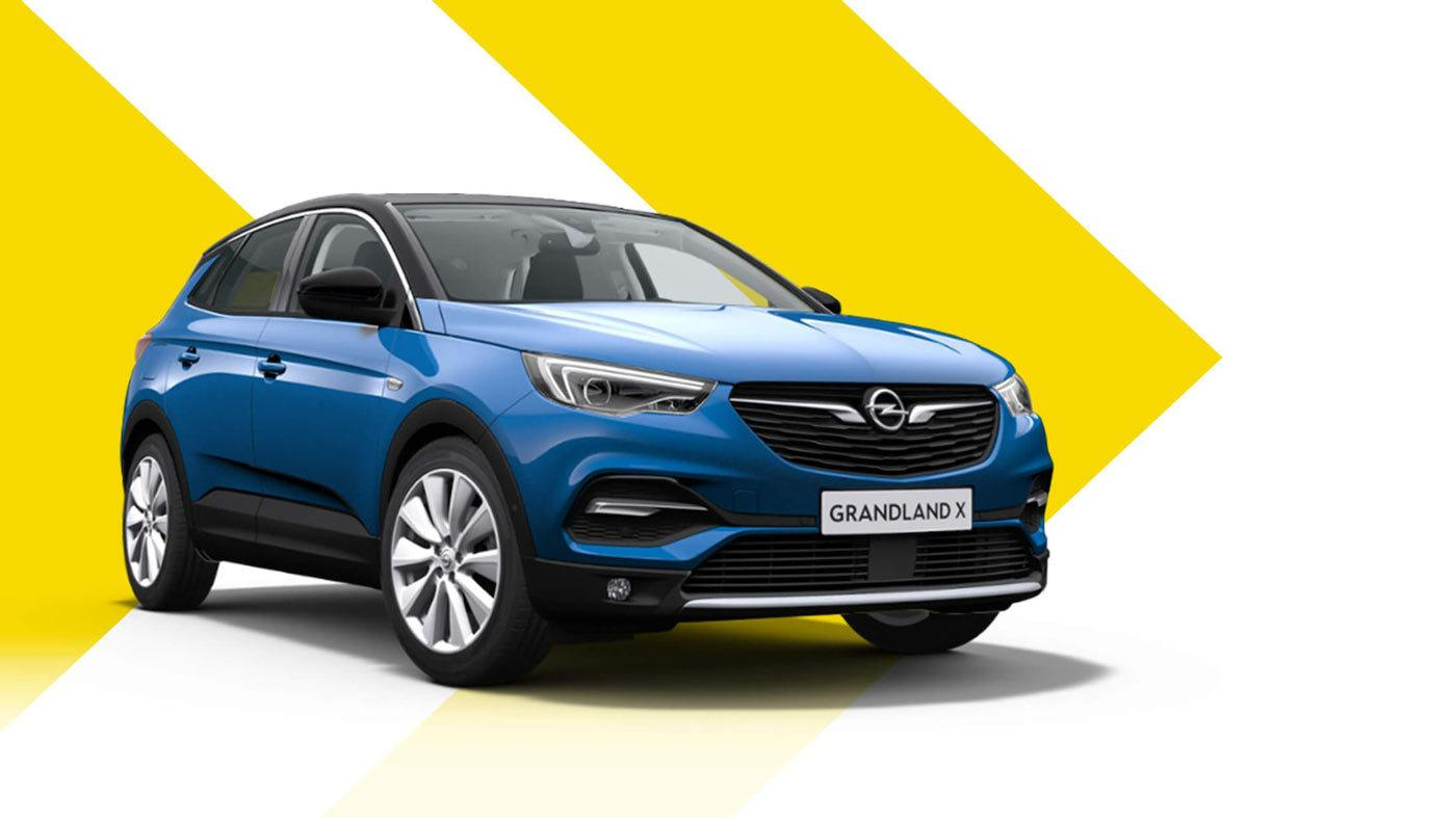 Nowy SUV Opel Grandland X
