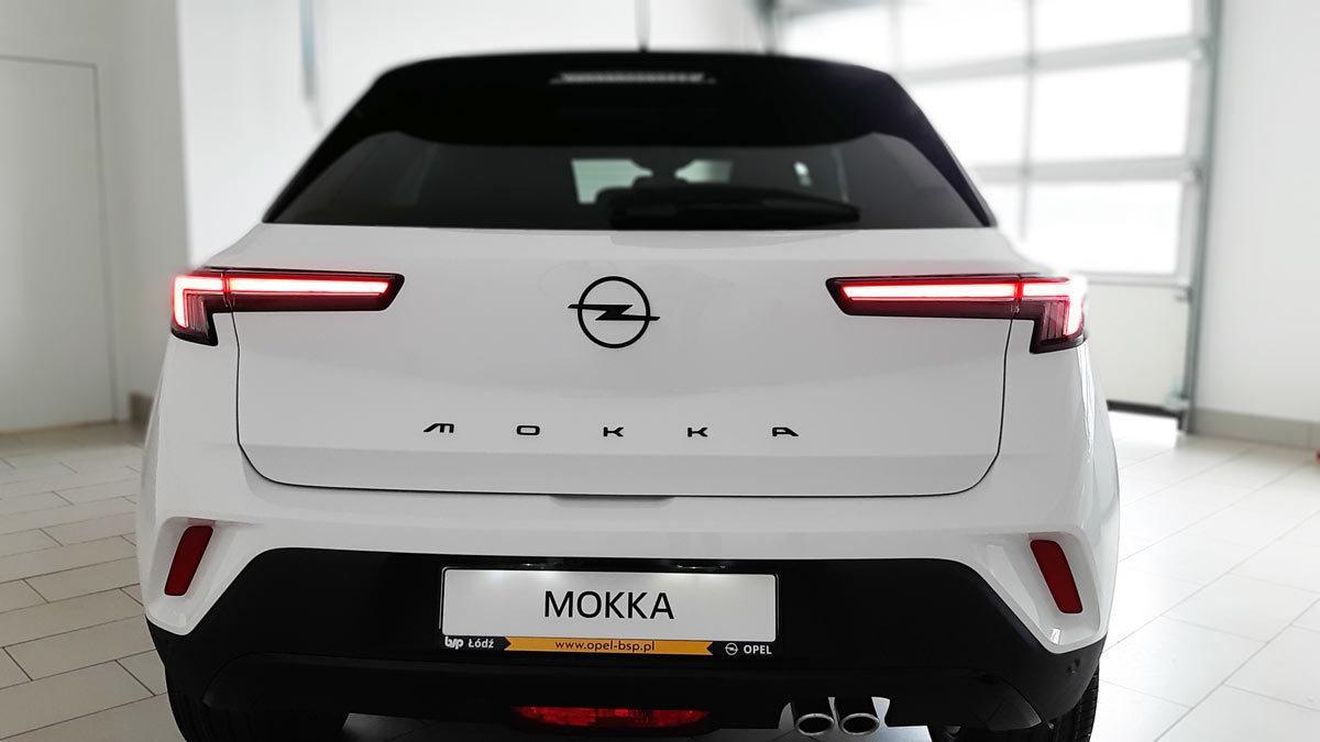 Tył nowy Opel Mokka