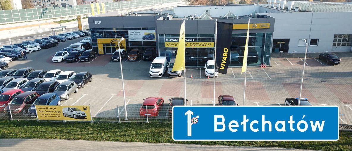 Opel Bełchatów dealer