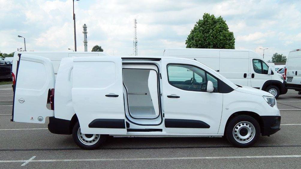 Opel Combo Cargo izoterma