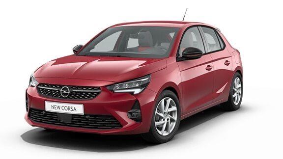 Nowy Opel Corsa F