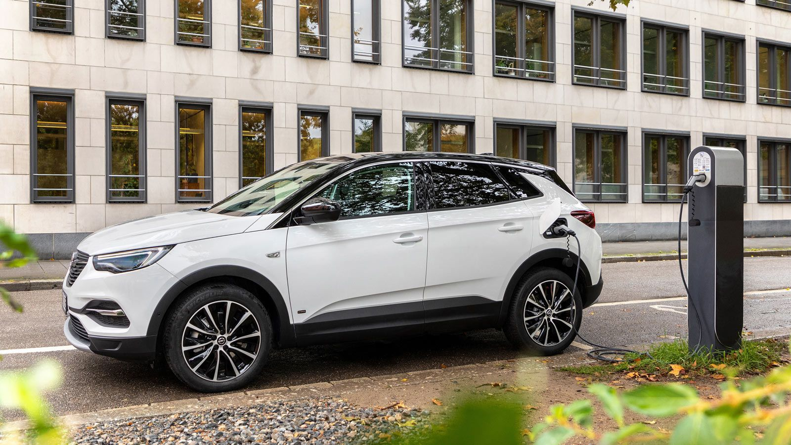 Opel Grandland X Hybrid hybryda PHEV